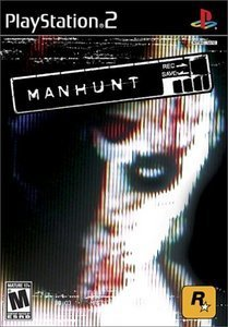 Manhunt (angielski) (PS2)