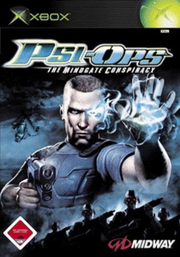 Psi-Ops: The Mindgate Conspiracy (niemiecki) (Xbox) -- via Amazon Partnerprogramm