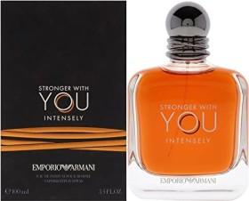 Giorgio Armani Stronger With You Intensely Eau de Parfum, 100ml