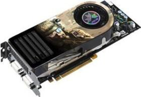 ASUS EN8800GTX/HTDP/768M, GeForce 8800 GTX, 768MB DDR3 (90-C3CFP0-PUAY00T)