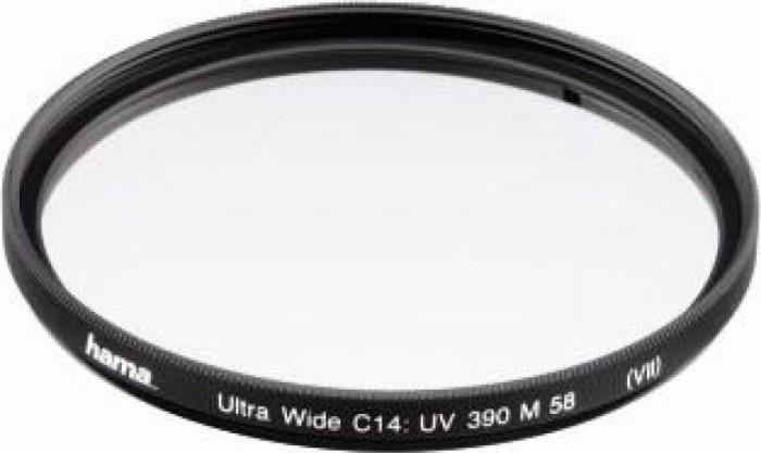Hama Filter UV 390 (O-Haze) Wide C14 77mm (70477) -- via Amazon Partnerprogramm