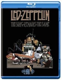 Led Zeppelin - The Song Remains The Same (Blu-ray)