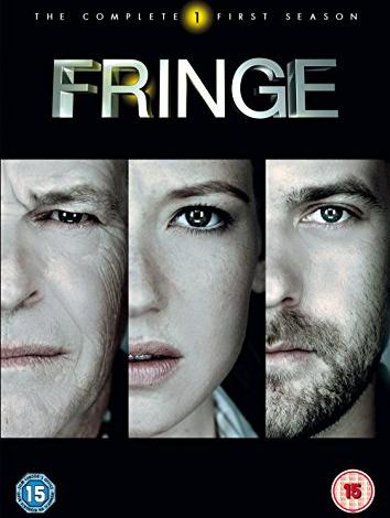Fringe Season 1 (UK) -- via Amazon Partnerprogramm