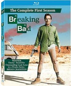 Breaking Bad Season 1 (Blu-ray) (UK)