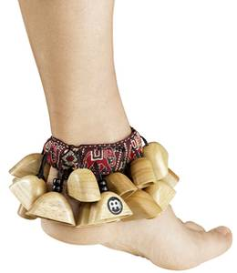 Meinl FR1NT Natural Foot Rattle