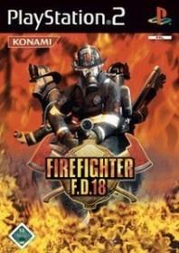 Firefighter F.D.18 (PS2)
