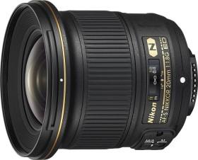 Nikon AF-S 20mm 1.8G ED (JAA138DA)