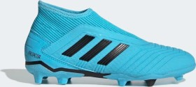 adidas Predator 19.3 FG bright cyan/core black/solar yellow (Junior) (EF9039)