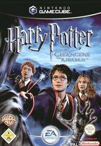 Harry Potter 3 und der Gefangene von Askaban (niemiecki) (GC)