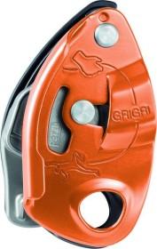 Petzl GriGri 3 halbautomatisches Sicherungsgerät rot/orange (D014BA01)
