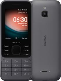 Nokia 6300 4G Dual-SIM light charcoal