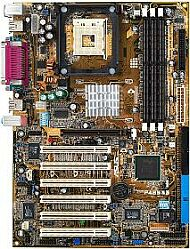 ASUS P4B533, i845E, Audio [CMI-8738] [DDR]