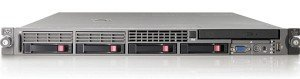 HP ProLiant DL365 G5, 2x Opteron 2356 4x 2.30GHz, 4GB RAM (447596-421)