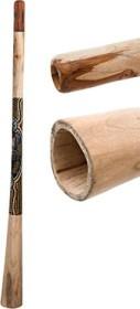 Thomann Didgeridoo Teak bemalt, B, 150cm