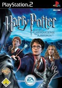 Harry Potter 3 und der Gefangene von Askaban (German) (PS2)