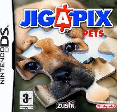 Jig-a-pix Pets (deutsch) (DS) -- via Amazon Partnerprogramm