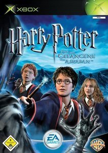 Harry Potter 3 und der Gefangene von Askaban (German) (Xbox)