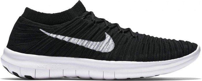 timeless design a756a 990cc Nike Free RN Motion Flyknit black volt dark grey white (Herren)