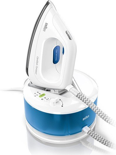 Braun IS 2043 CareStyle Compact steam generator iron