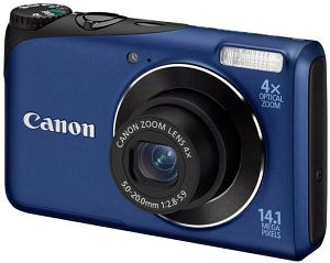 Canon PowerShot A2200 blue (4942B012)