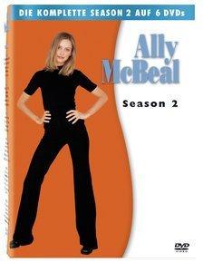 Ally McBeal Season 2