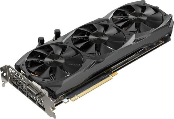 Zotac GeForce GTX 980 Ti ArcticStorm, 6GB GDDR5, DVI, HDMI, 3x DP (ZT-90502-10P)