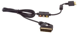BigBen RGB/AV cable with switch (PS2) (BB209327)