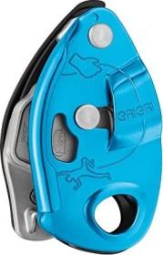 Petzl GriGri 3 halbautomatisches Sicherungsgerät blau (D014BA02)