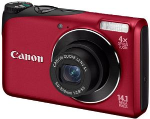 Canon PowerShot A2200 red (4944B012)