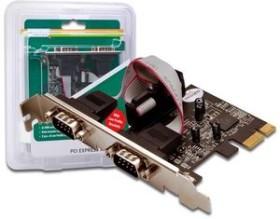 Digitus DS-30000, PCIe 2.0 x1