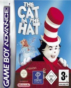 Ein Kater macht Theater (The Cat in the Hat) (GBA) (9192)