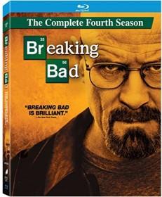 Breaking Bad Season 4 (Blu-ray) (UK)