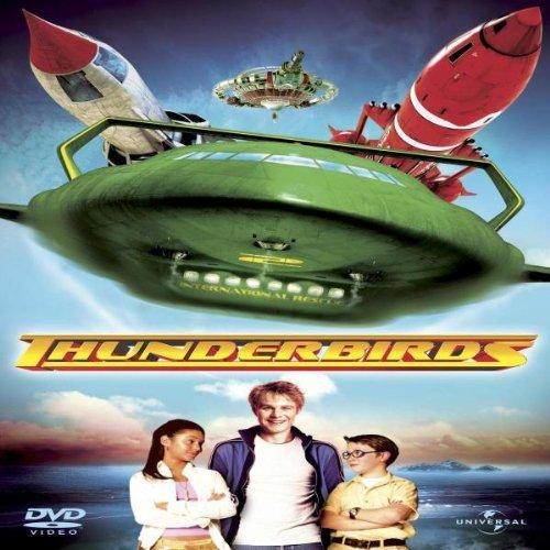 Thunderbirds -- via Amazon Partnerprogramm