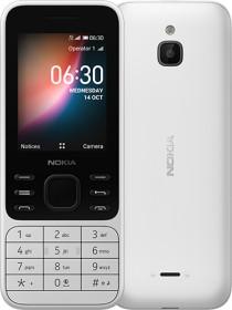 Nokia 6300 4G Dual-SIM weiß