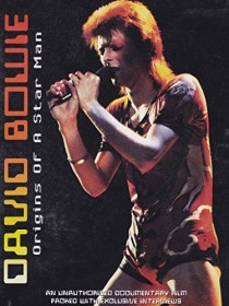 David Bowie - Origins Of A Star Man (DVD)