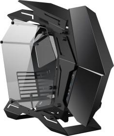 Jonsbo Mod3 schwarz, Glasfenster (MOD3 BLACK)