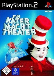 Ein Kater macht Theater (The Cat in the Hat) (German) (PS2) (9198)