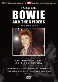 David Bowie and the Spiders - Inside 1969-1972
