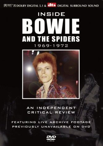 David Bowie and the Spiders - Inside 1969-1972 -- via Amazon Partnerprogramm
