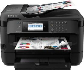 Epson WorkForce WF-7720DTWF, Tinte (C11CG37412)