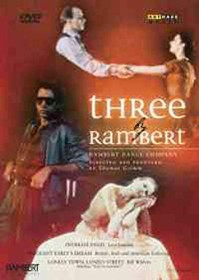 Three by Rambert - Drei Choreografien (DVD)