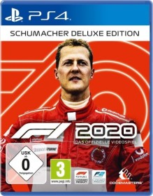 F1 2020 - Schumacher Deluxe Edition (PS4)