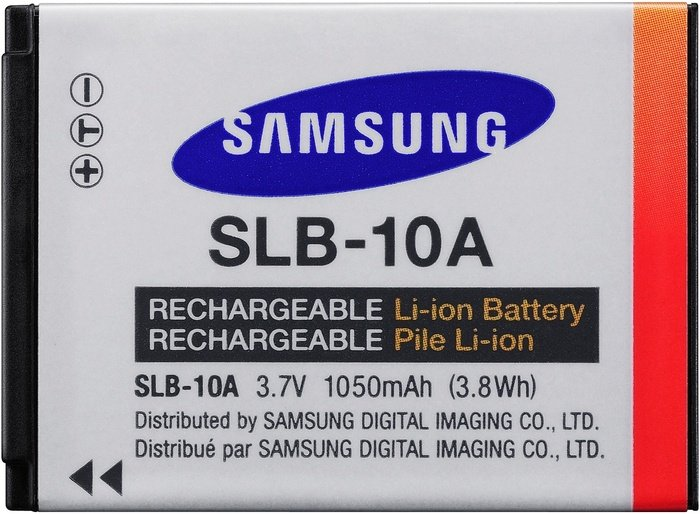 Samsung SLB-10A Li-Ionen-Akku