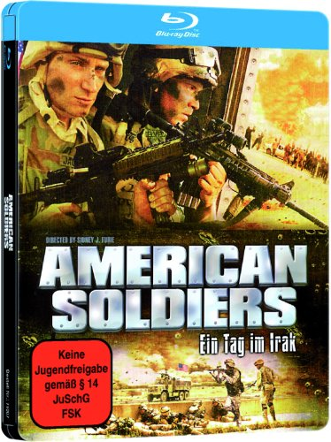 American Soldiers - Ein Tag im Irak (Blu-ray) -- via Amazon Partnerprogramm