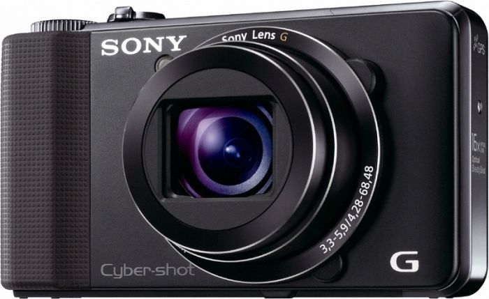 Sony Cyber-shot DSC-HX9V black
