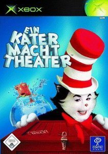 Ein Kater macht Theater (The Cat in the Hat) (niemiecki) (Xbox) (9195)