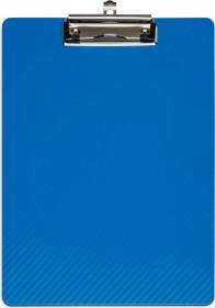 Maul Klemmbrett MAULflexx A4, Kunststoff, blau (2361037)