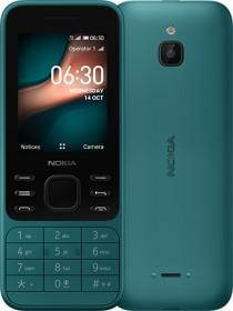 Nokia 6300 4G Dual-SIM cyan green