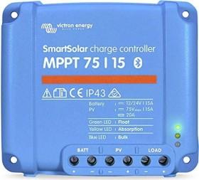 Victron Energy SmartSolar MPPT 75/15, Laderegler (SCC075015060R)