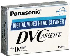 Panasonic AY-DVMCLC MiniDV-Reinigungskassette